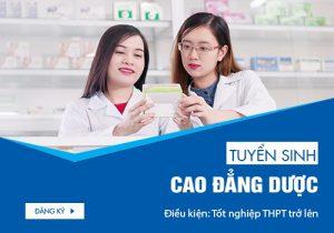 Cơ sở đào tạo Cao đẳng Dược TPHCM 2018 nào uy tín và chất lượng?