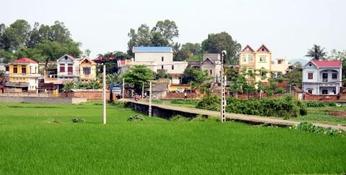 Bộ 19 tiêu chí xây dựng nông thôn mới là gì