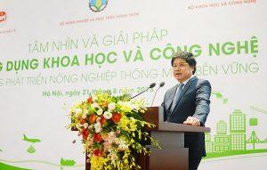Hà Nội: Đẩy mạnh ứng dụng KHCN trong nông nghiệp trong thời đại 4.0
