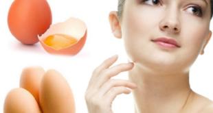 Sữa tươi và trứng gà sẽ giúp bạ căng da mặt tốt hơn