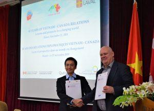 Canada tài trợ dự án hợp tác và phát triển mới cho Việt Nam tại APEC
