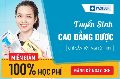 Mức học phí Cao đẳng Dược TPHCM 2018 là 940.000 đồng/tháng
