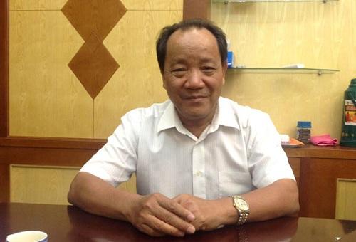 ông Hồ Xuân Hùng - nguyên Thứ trưởng Bộ NN&PTNT