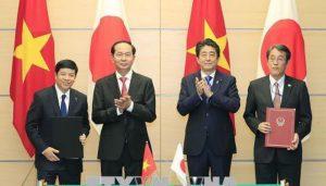 Tăng cường hợp tác giữa Nhật Bản – Việt Nam trong lĩnh vực nông nghiệp