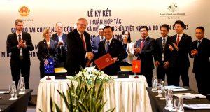 Canada tài trợ dự án hợp tác phát triển mới cho Việt Nam tại APEC