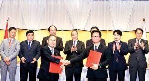 Nhật Bản – Việt Nam tăng cường hợp tác trong lĩnh vực nông nghiệp