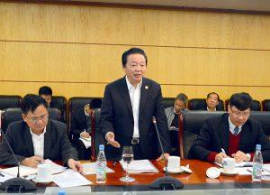 Báo cáo về đề án thí điểm tích tụ đất đai đầu tư nông nghiệp