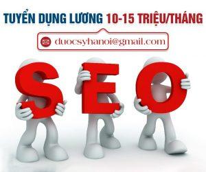 Tuyển nhân viên SEO Marketing Online - Content làm việc tại Hà Nội